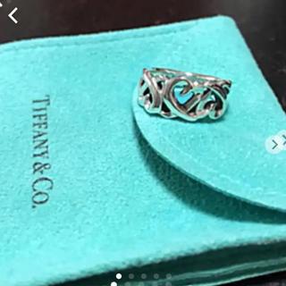 Tiffany & Co. - ティファニー リング 指輪 ラビングハート