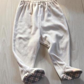 バーバリー(BURBERRY)の【Burberry 70サイズ 足付きパンツ ズボン アウター 】(パンツ)