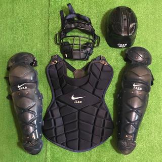 ミズノ(MIZUNO)の一般軟式野球用 キャッチャー プロテクター  JSBB ナイキ ミズノ(防具)