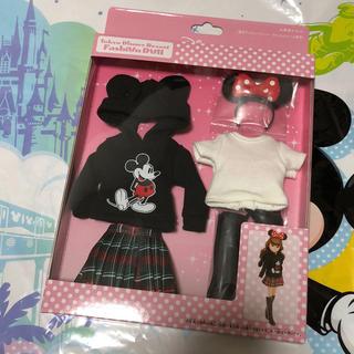 Disney - ファッションドール ミッキーパーカー  お着替えセット ディズニー コスチューム