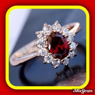 SWAROVSKI - ✨2種セット✨★SWAROVSKI★ゴージャス リング 指輪