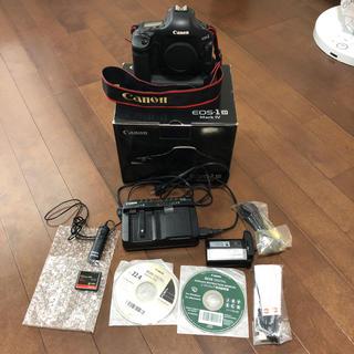 Canon - 先月点検調整済!CANON 1D Mark Ⅳ シャッター数少ない極上品です!
