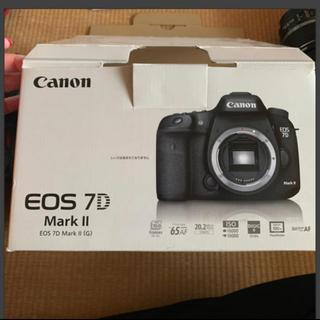 Canon EOS 7D Mark II ボディ 箱付き
