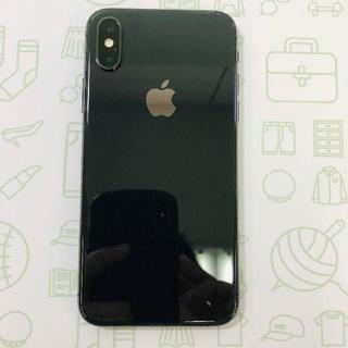 アイフォーン(iPhone)の【A】iPhoneXS/64/SIMフリー(スマートフォン本体)
