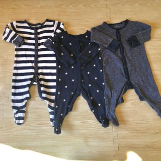 NEXT - next baby ロンパース 3枚セット