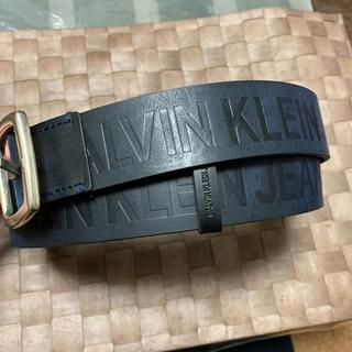 Calvin Klein - カルバンクラインジーンズ ベルト