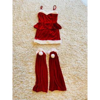 Andy - ミニスカ サンタ コスプレ キャバクラ クリスマス 赤 ドレス