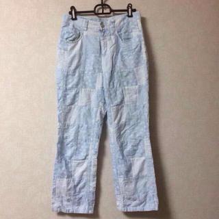 ラルフローレン(Ralph Lauren)の古着屋購入◯パッチワークパンツ(カジュアルパンツ)