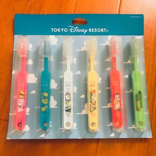 Disney - トイストーリー 歯ブラシセット