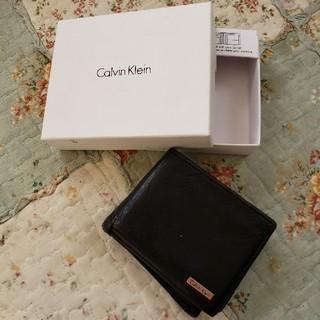 カルバンクライン(Calvin Klein)のCalvin Klein(折り財布)