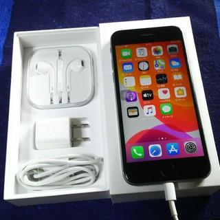 iPhone - 美品 iPhone 6s 128 GB simフリー