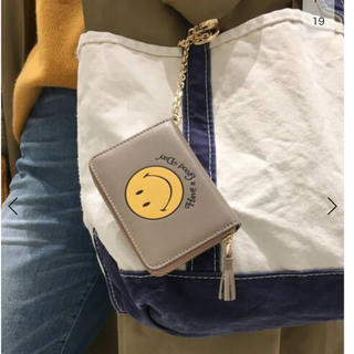 L'Appartement DEUXIEME CLASSE - L'Appartement 【GOOD GRIEF】Compact Purse