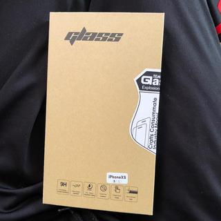 アイフォーン(iPhone)のiPhone X glass screen  5枚入リ(保護フィルム)