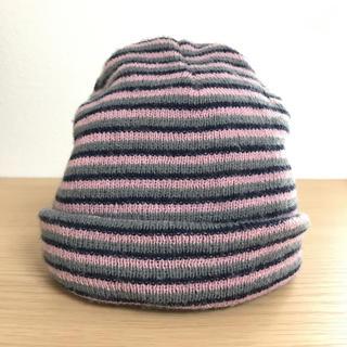 シップス(SHIPS)のシップス★ニット帽 ボーダー(帽子)