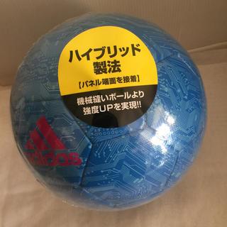 モルテン(molten)のアディダスサッカーボール5号 エックス ハイブリッドJFA検定(ボール)