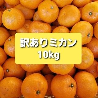 訳ありミカン 10kg(フルーツ)