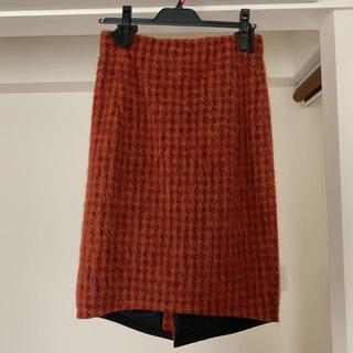 アングローバルショップ(ANGLOBAL SHOP)の未使用 タグ付 Fuhlen 冬用タイトスカート(ひざ丈スカート)