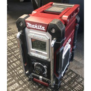 Makita - マキタ makita 充電式ラジオ MR108 オーセンティックレッド