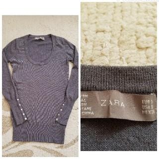 ザラ(ZARA)のZARAニットセーター(ニット/セーター)