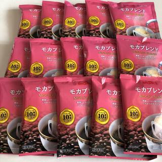 ブルックス(Brooks)のブルックス  モカブレンド15袋セット(コーヒー)