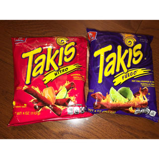 takis タキス 2種類セット