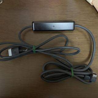 パナソニック(Panasonic)のパナソニック iPod用 インターフェースケーブル CA-DC300D(汎用パーツ)