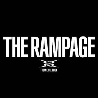 THE RAMPAGE - THE RAMPAGE アルバム 2CD+2DVD