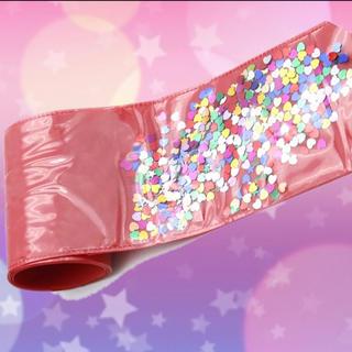 キャンディバック リボン 資材 ハンドメイド 赤 リボン資材