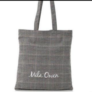 Mila Owen - milaowen ミラオーウェン ノベルティトートバッグ