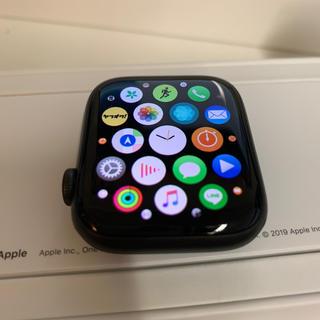 Apple - Apple Watch series5 スペースグレイ 44mm
