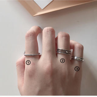 指輪 リングS925(リング(指輪))