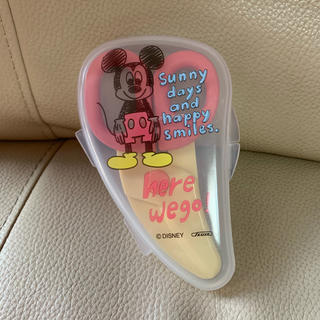 ディズニー(Disney)のミッキースケッチ 離乳食フードカッター(離乳食調理器具)