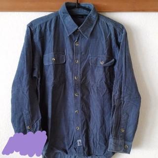 アクアブルー(Aqua blue)の長袖シャツ size150(Tシャツ/カットソー)