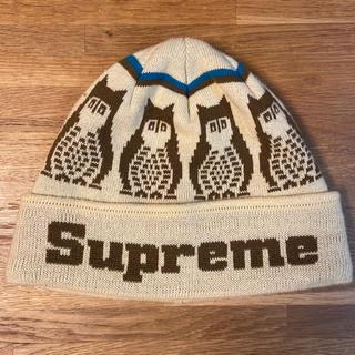 Supreme - supreme ビーニー ニット帽