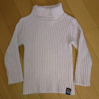 サンカンシオン(3can4on)の90 サンカンシオン リブハイネック(Tシャツ/カットソー)