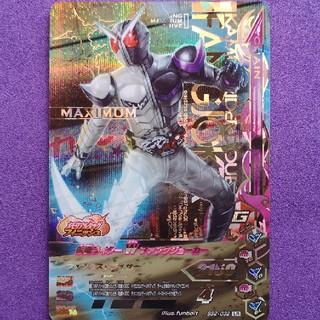 仮面ライダーバトル ガンバライド - BS2弾LR仮面ライダーWファングジョーカー