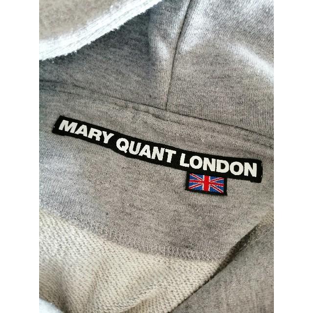 MARY QUANT(マリークワント)のマリークワント パーカー レディースのトップス(パーカー)の商品写真