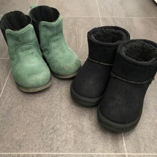 アンパサンド(ampersand)のブーツ2点セット 14cm (ブーツ)