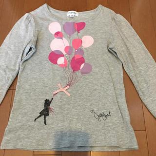 ジルスチュアートニューヨーク(JILLSTUART NEWYORK)のジルスチュワート ロングスリーブTシャツ 130(Tシャツ/カットソー)