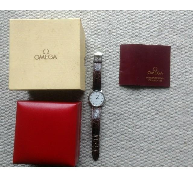 ゼニス コピー スイス製 - OMEGA - ☆骨董良品様専用OMEGA☆*手巻き腕時計*DEVILLE*完動品の通販