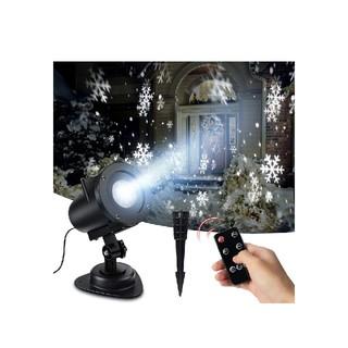 クリスマス 雪 プロジェクター(プロジェクター)