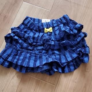 ユナイテッドアローズ(UNITED ARROWS)のお値下げ💴⤵️ベビー女の子/キュロットスカート(パンツ)