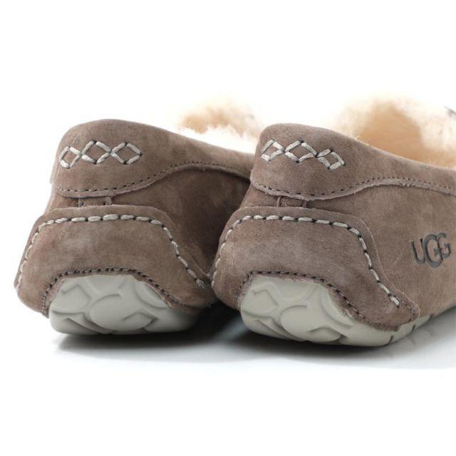 UGG(アグ)の【新品】UGG ANSLEY アグ アンスレー 25cm レディースの靴/シューズ(スリッポン/モカシン)の商品写真