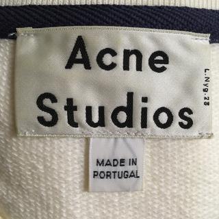 アクネ(ACNE)のACNE Studios XSサイズ ワンピース ベスト チュニック(ミニワンピース)