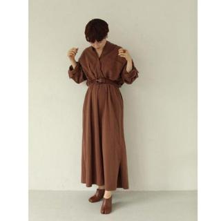 TODAYFUL - ☆今期完売 TODAYFUL Cottontwill Shirts Dress