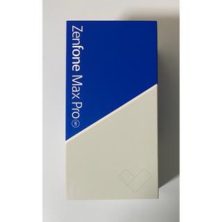 エイスース(ASUS)のASUS Zenfone Max Pro (M1) 32GB ZB602KL(スマートフォン本体)