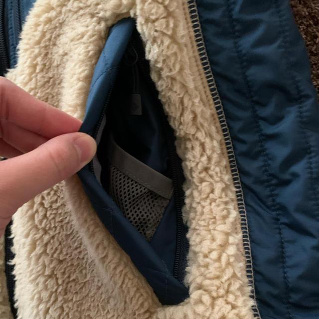 Columbia(コロンビア)のアーチャーリッジユースベスト ボア ベスト コロンビア Columbia ファー レディースのジャケット/アウター(ダウンベスト)の商品写真