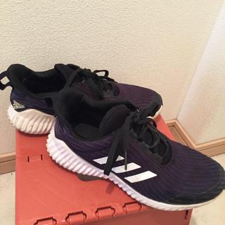adidas - adidas☺︎kidsスニーカー(22cm)