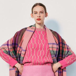 Drawer - 新品 2019AW  drawer ドゥロワー  ピンク ニット セーター