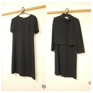 クミキョク(kumikyoku(組曲))の組曲 ブラックフォーマル サイズ3(11号)(礼服/喪服)
